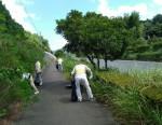篠栗道路清掃活動② 500