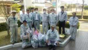 3.26ボランティア清掃活動